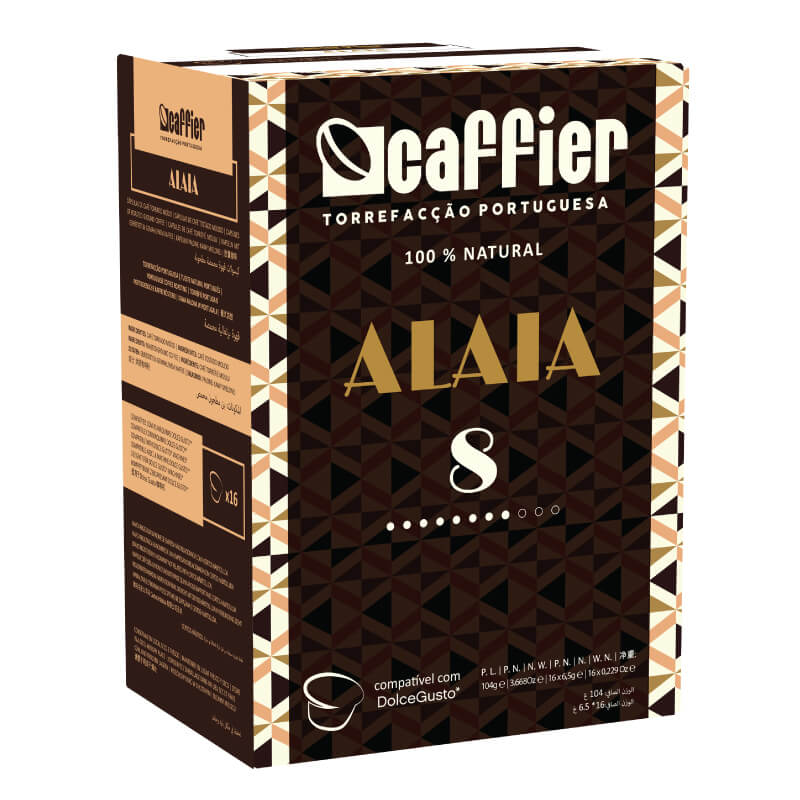 coffee caffier alaia-compatible-dolce-gusto